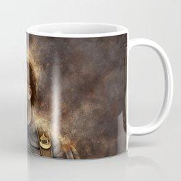 Steve Nomad Rogers Coffee Mug