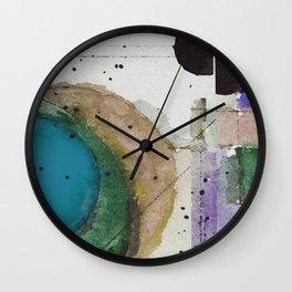 He`s got the Sun and the Moon II Wall Clock