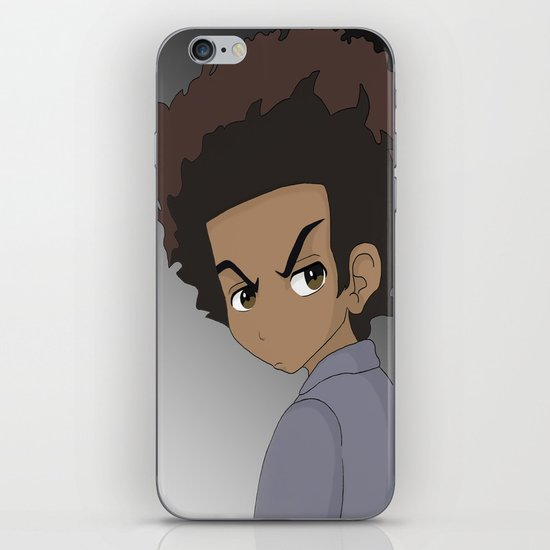 The Boondocks iPhone & iPod Skin