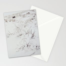 Atop mountains Stationery Cards