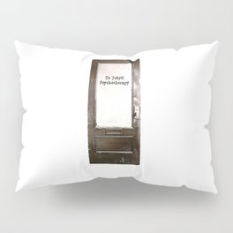 Dr Jekyll Psychotherapy Pillow Sham