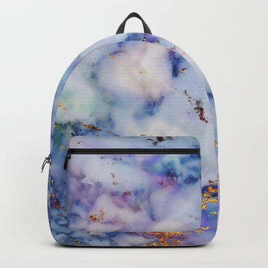 Marble Effect #6 Backpack