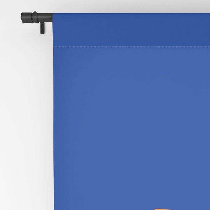 Spring- Pantone Warm color 02 Blackout Curtain