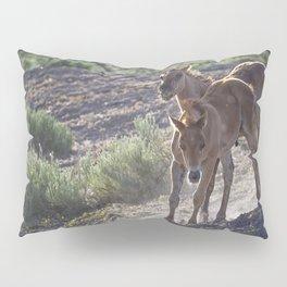 The Wild Foals Pillow Sham