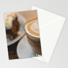 Barista Stationery Cards