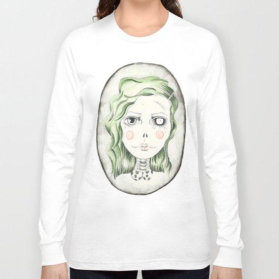 Zombie Girl Long Sleeve T-shirt