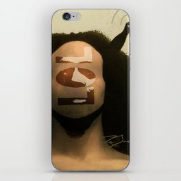 Contemporary Message iPhone Skin