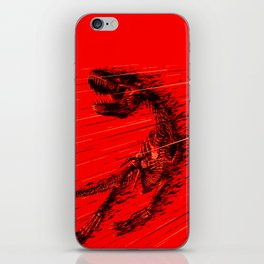 Extinction of a T Rex iPhone Skin