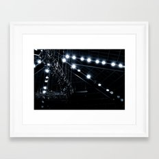 ray 02 Framed Art Print