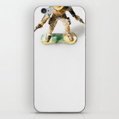 The Little Cowboy, standing iPhone & iPod Skin