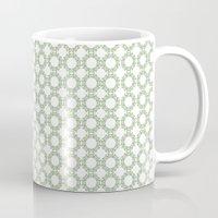 romantic Mugs featuring Romantic by Yasmina Baggili