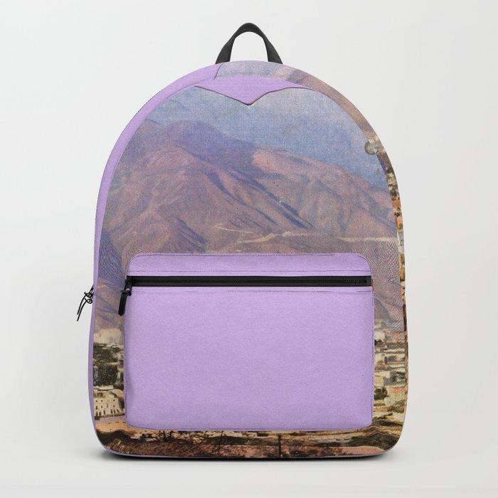 Lilac Skies Backpack