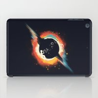 ed sheeran iPad Cases featuring Void (introversive ed) by Picomodi