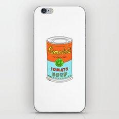 Warhol iPhone & iPod Skin