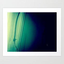 ZERO.3.0 Art Print