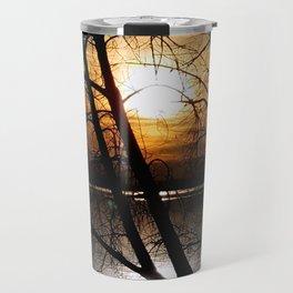 Departing Colors Travel Mug