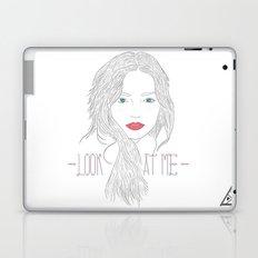 Look At Me Laptop & iPad Skin