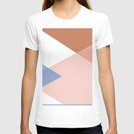 Geometrics - moroccan sky T-shirt