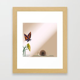 You're Pretty! Framed Art Print
