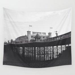 Brighton Pier Wall Tapestry