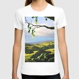 Into The Valley T-shirt