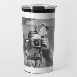 Smile - Got ya! Travel Mug