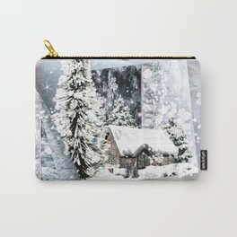 Winterwunderland Carry-All Pouch
