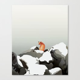 Solitude II Canvas Print