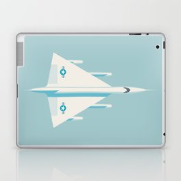 B-58 Hustler Supersonic Supersonic Jet - Sky Laptop & iPad Skin