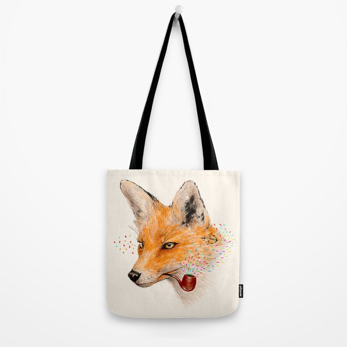 Fox VI Tote Bag