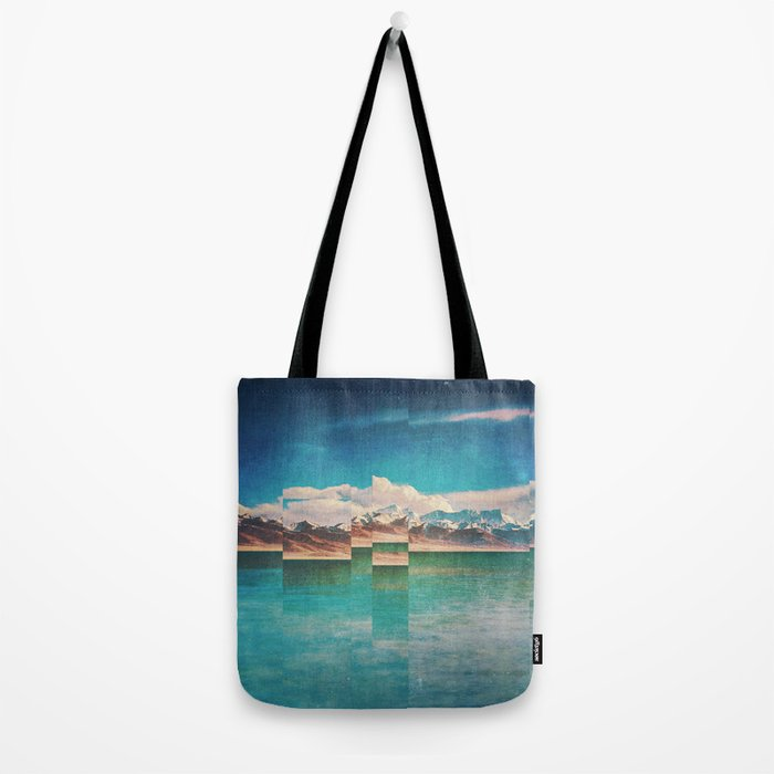 Fractions A22 Tote Bag