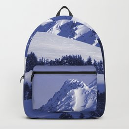Back-Country Skiing - 8 Backpack