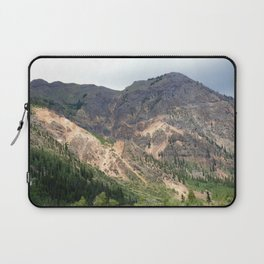 Gold Mines All Along the Animas River Laptop Sleeve