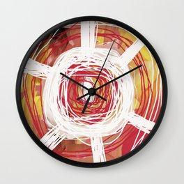 Puerta dimensional #1 Wall Clock