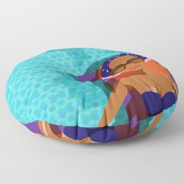 Summer Relax Floor Pillow