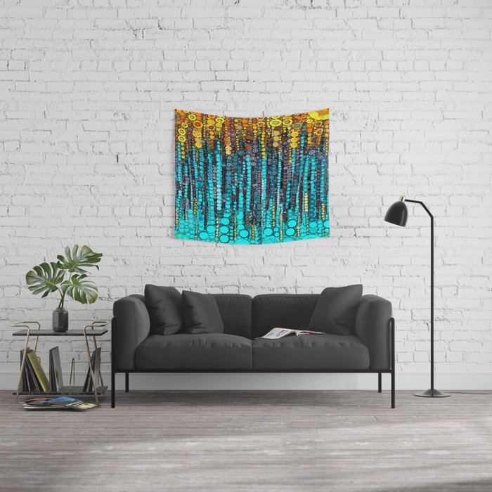 :: Party On :: Wall Tapestry
