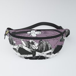 Erased Fanny Pack