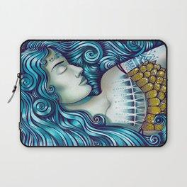 Calypso Sleeps Laptop Sleeve