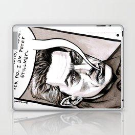 Peter Stillman Laptop & iPad Skin