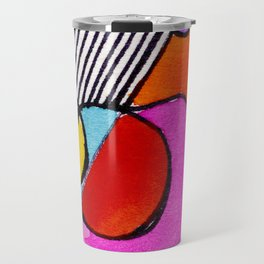 Magical Thinking 7A6 by Kathy Morton Stanion Travel Mug
