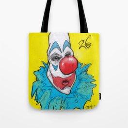 Clown 26 Tote Bag