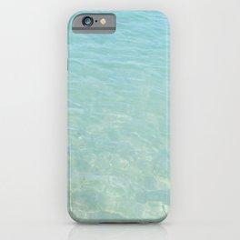 Calm My Worries iPhone Case