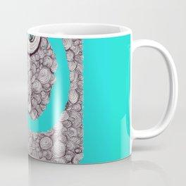 Spiral Snake Coffee Mug