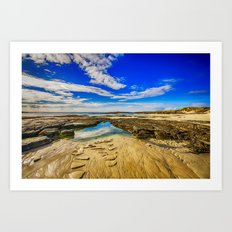 Sanna Bay 3 Ardnamurchan Peninsula Art Print
