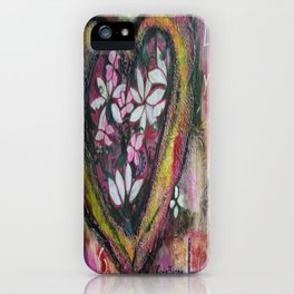 Let All You Do iPhone Case