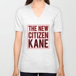 The New Citizen Kane Unisex V-Neck