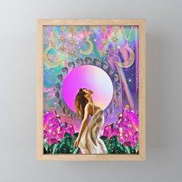 Goddess Shine Framed Mini Art Print