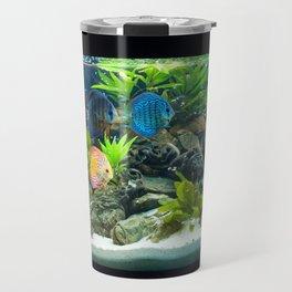 Aquarium fishes  Travel Mug