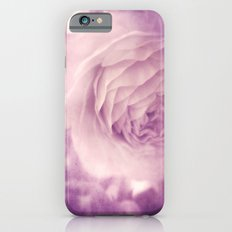 Vintage Ranunculus Slim Case iPhone 6s