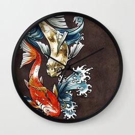 Magikarp & Feebas Wall Clock